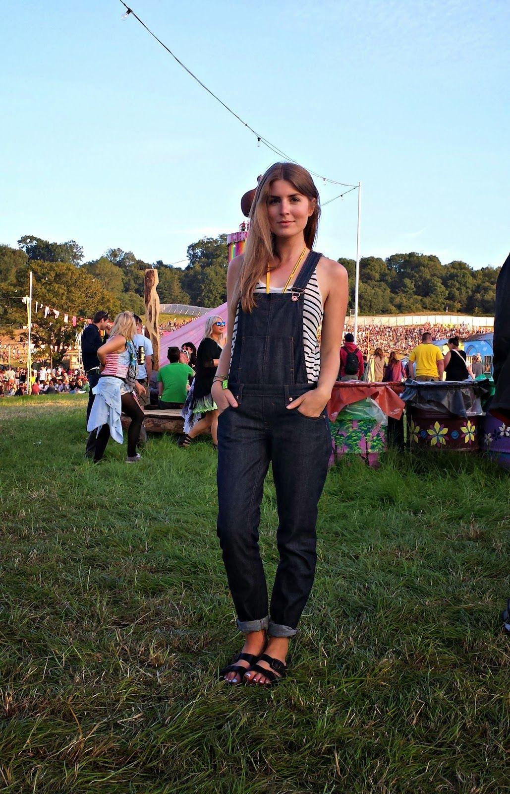 Style Trunk: Glastonbury look one