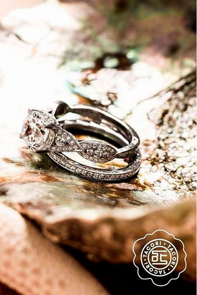 24 Tacori Engagement Rings You Ll Never Forget Wedding Jewelry