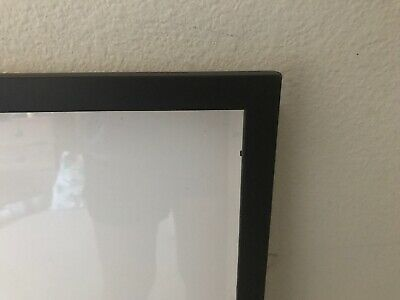 35x35 Black Wood Picture Frame - With Acrylic Front and Foam Board Backing #fashion #home #garden #homedcor #frames (ebay link)