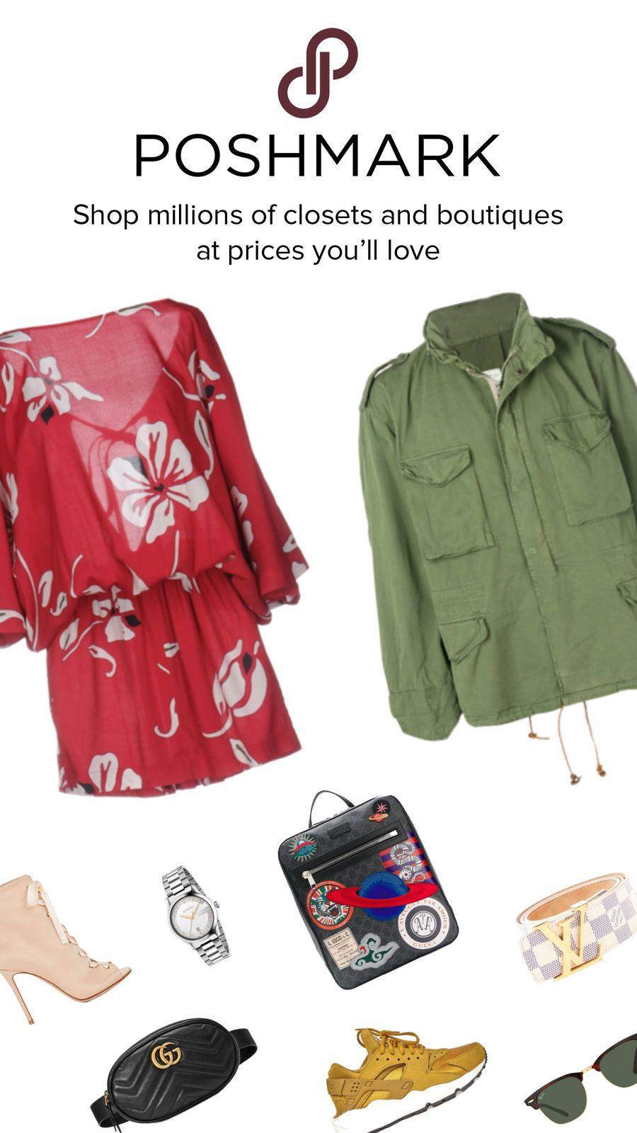 Poshmark appsappappstoreios Shopping, Fashion