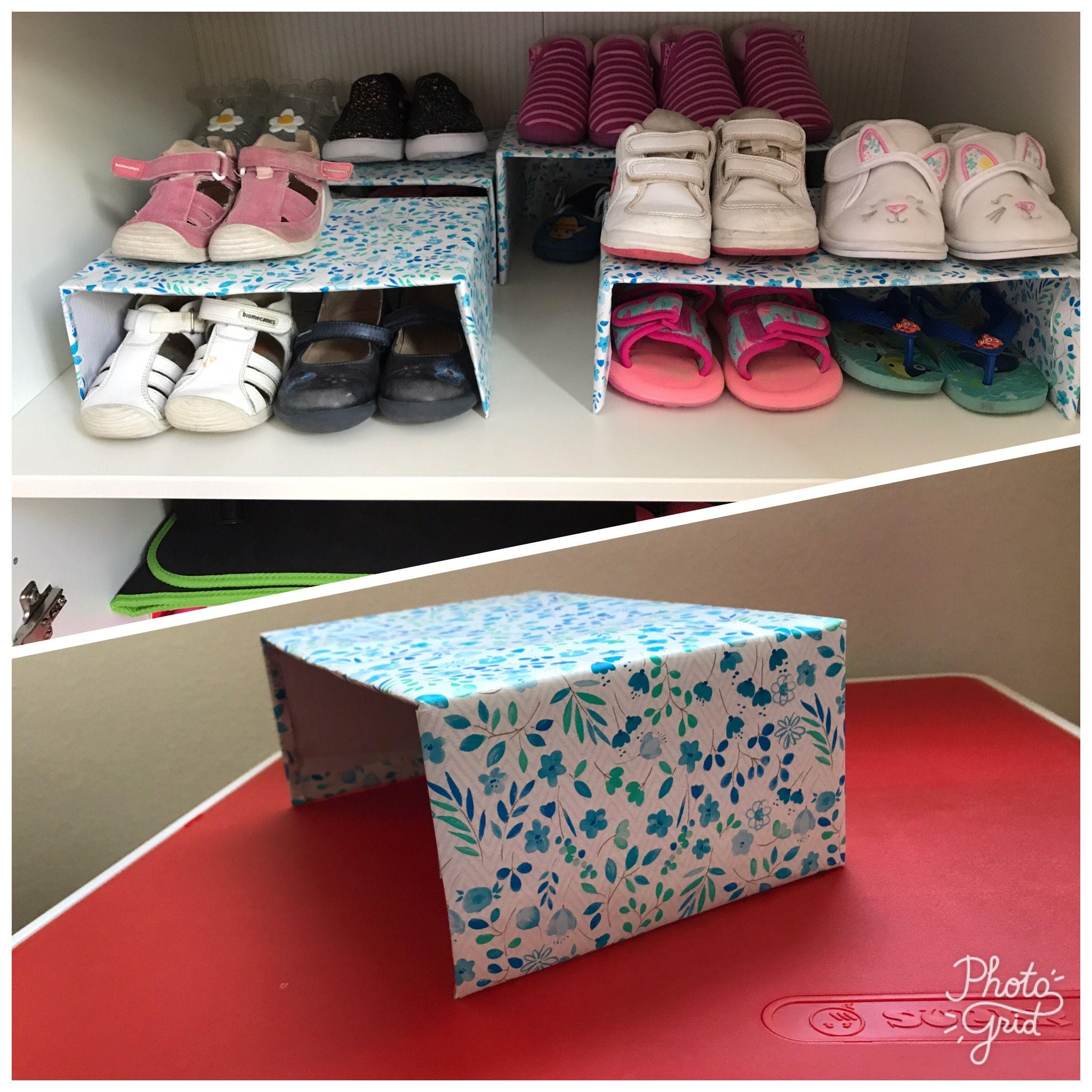 Shoes Organizer Como Organizar Zapatos Organizador De Zapatos Organizacion Zapatos