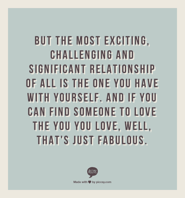 Image result for the most exciting challenging and significant relationship