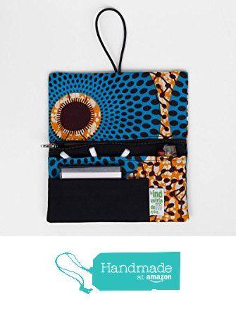 Tabakbeutel Afroseeds. 16 x 17 cm from La Industria Handmade https://www.amazon.de/dp/B01M1RSC57/ref=hnd_sw_r_pi_dp_RPiLybZ5R09QY #handmadeatamazon