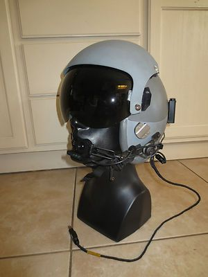 USAF Used HGU-55 Gentex Pilot Flight Helmet | Aviation
