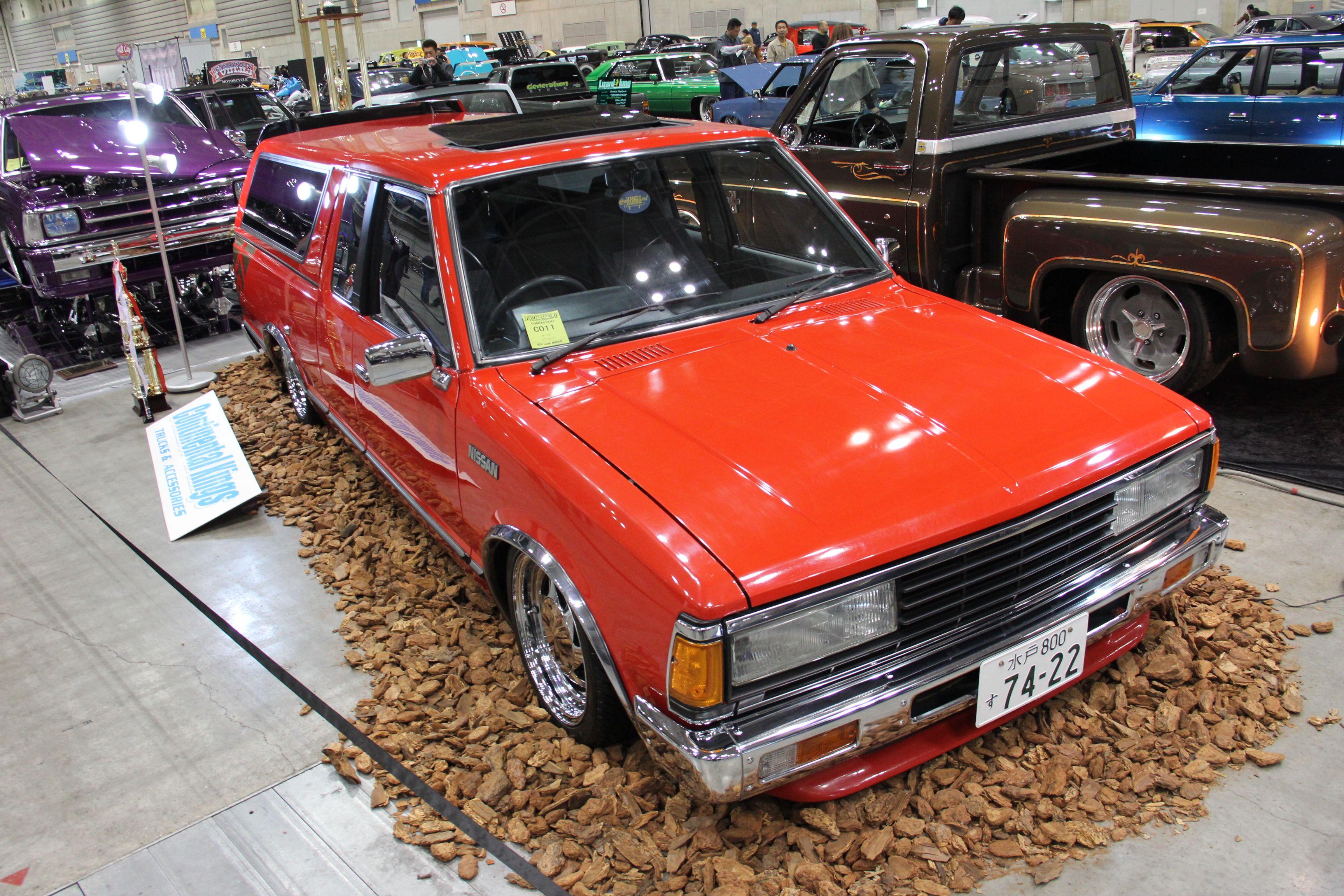 Nissan datsun 510 truck - 3367_datsun 720_minitruck Jpg Bagged Trucksmini Trucksdatsun 510nissan Toyotagaragecars