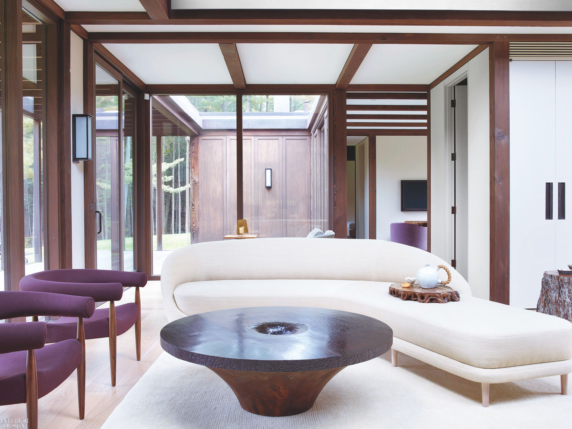 Tsao Mckown Perfects Indoor Outdoor Living For A New York Master
