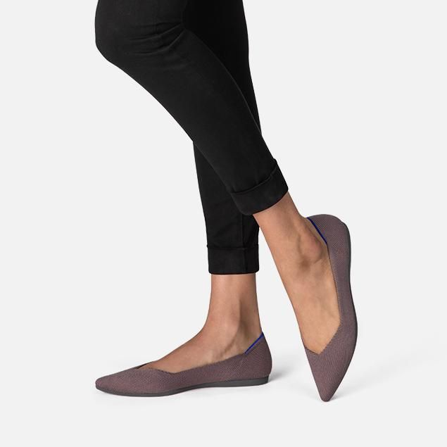eaa4862b5c6b1 The Point - Mink | Rothy's | My Style in 2019 | Rothys shoes ...