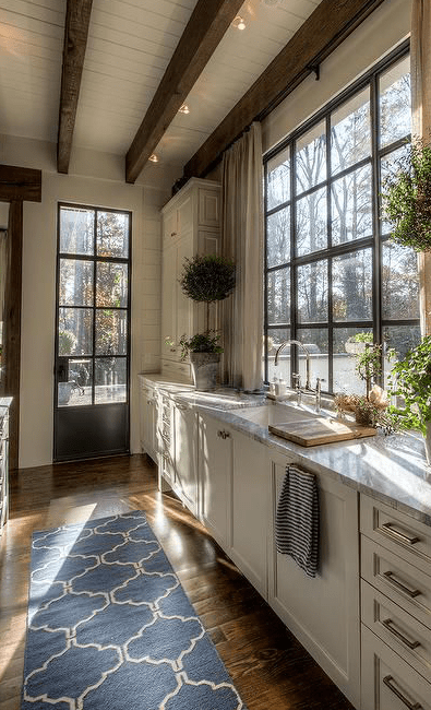 Best 5 Ways To Make Your Galley Kitchen Feel Huge Country 400 x 300