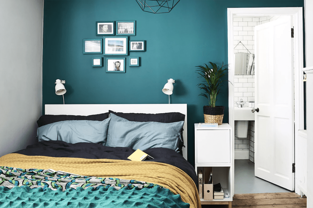 13 Ikea Buys To Make The Most Of A Teeny Tiny Bedroom Starting At Just 5 99 Small Bedroom Ideas For Couples Small Bedroom Tiny Bedroom