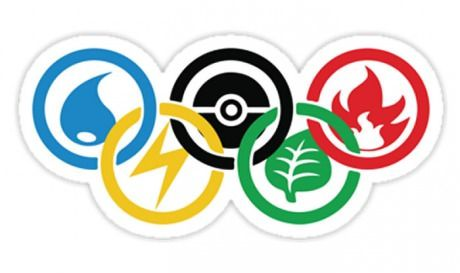 Best Pokemon Fan Games 2020 Best Olympic logo ever. | 3850 wow | Olympic logo, Tokyo olympics