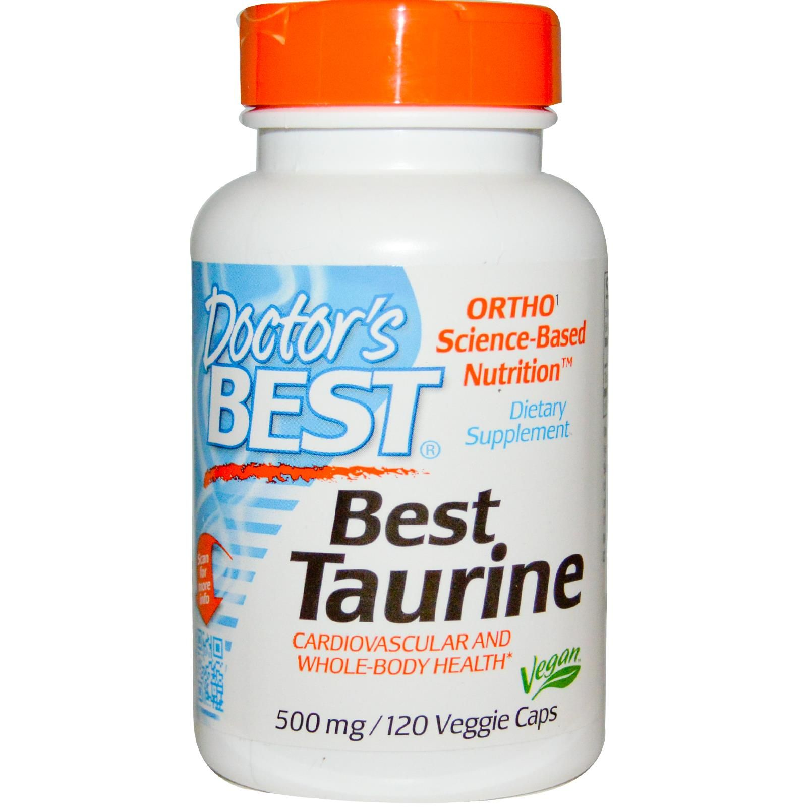 Doctors Best Taurine 500 Mg 120 Veggie Caps Discontinued Blackmores Mens Performance Multi 50 Tablets Item