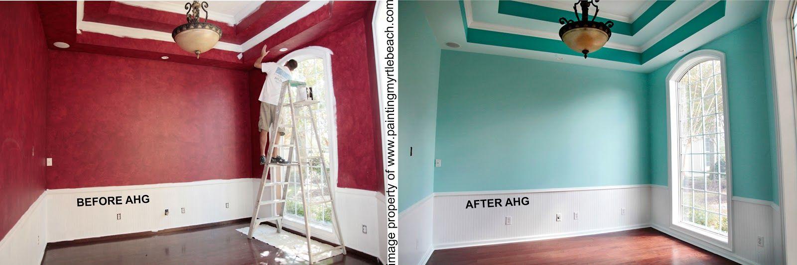 Interior Painters Myrtle Beach Before After Locker Storage Interior Storage