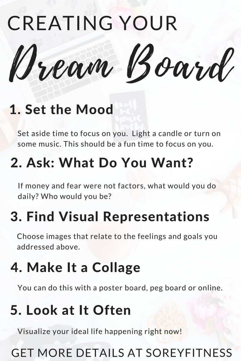 Photo of How to Make a Vision Board in 5 Simple Steps – Dream Board