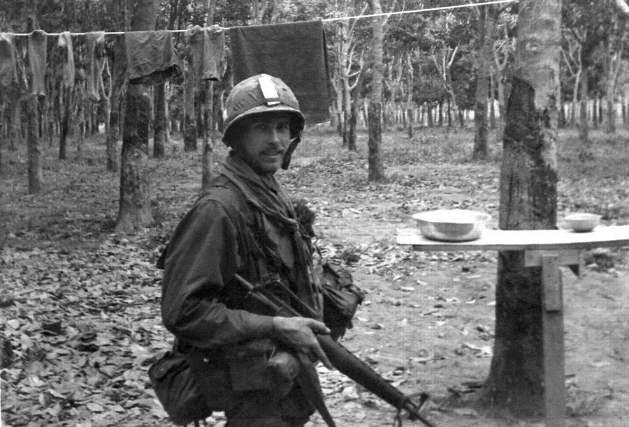 Jan 27, 1967 Donald Evans earns Medal of Honor.Specialist