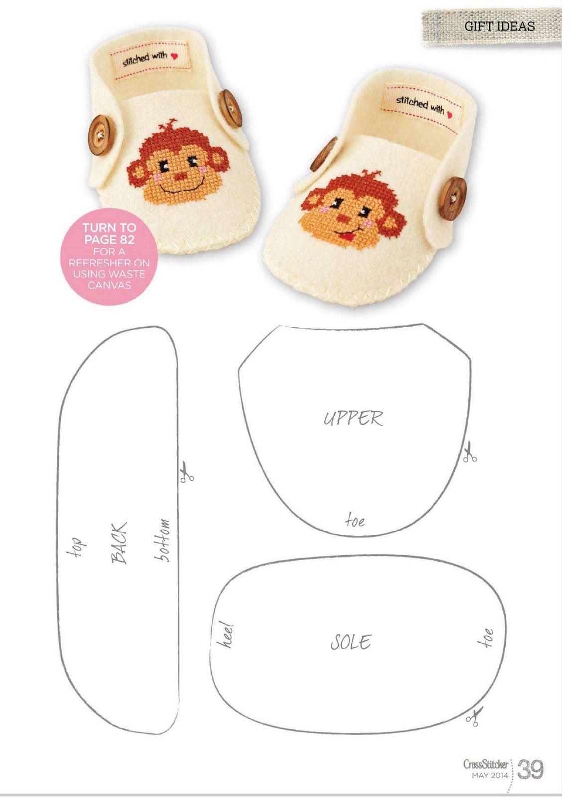 Sapatinho para bebe | Pinterest | Zapatos, Bebé y Zapatos de bebé