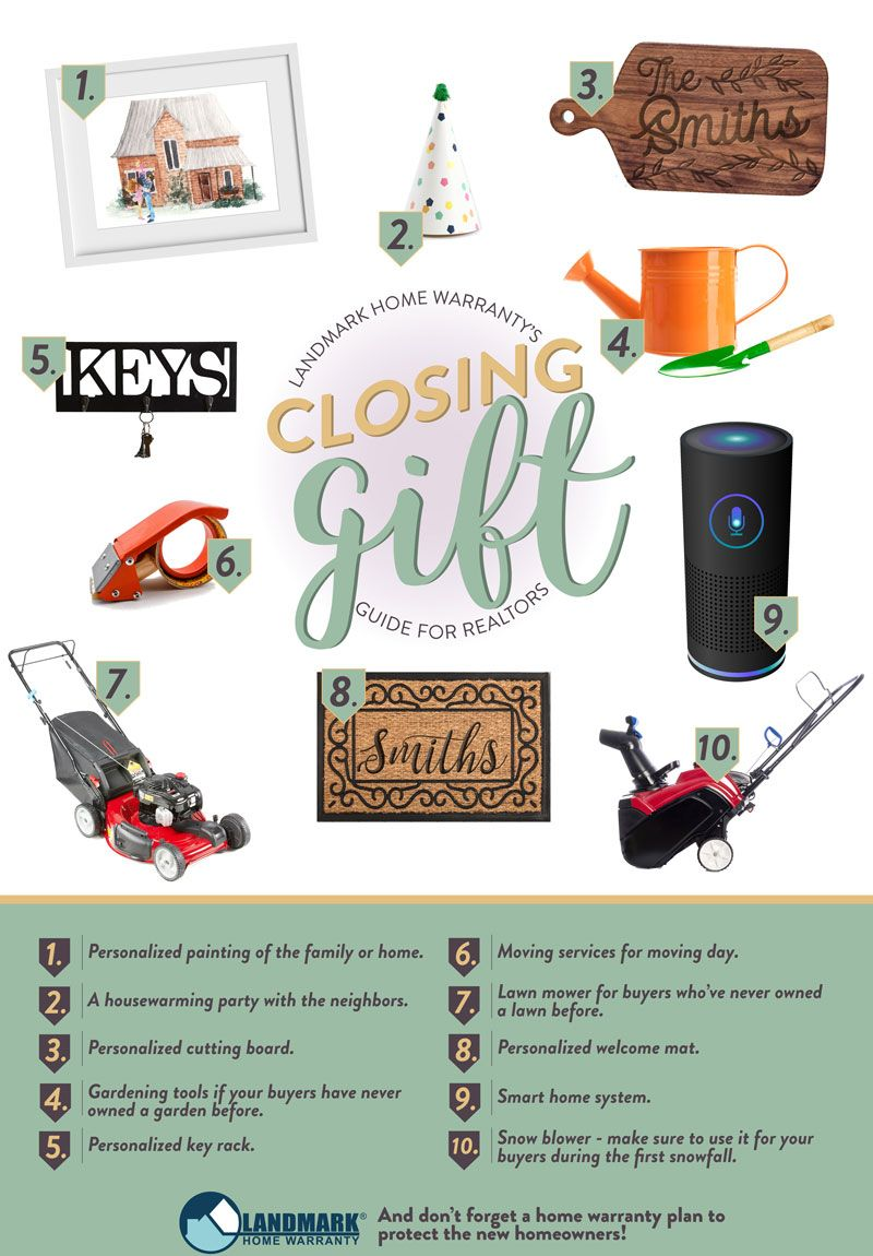 Real Estate Agents Use This Gift Guide To Purchase