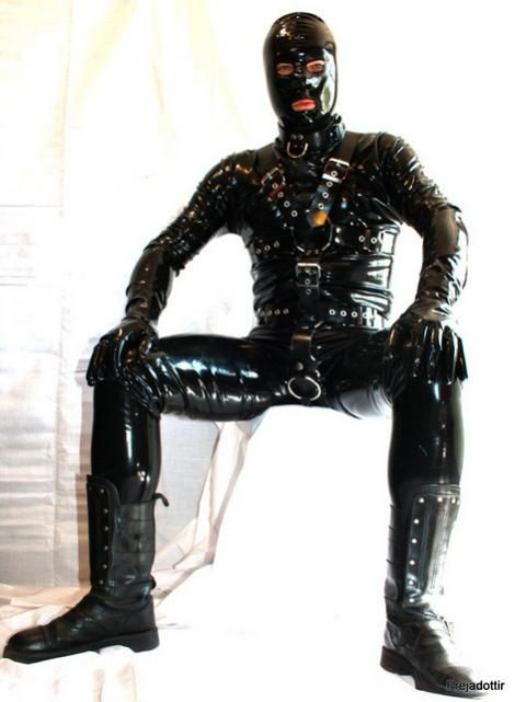 Gays in gimp suits