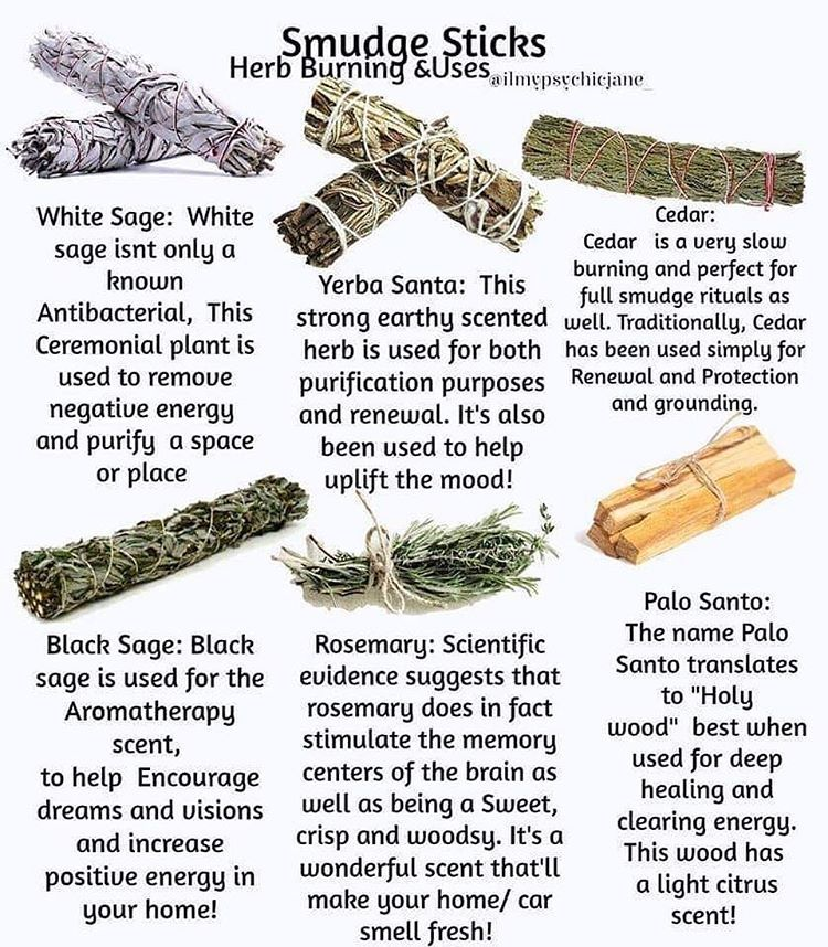 Pin On Smudging