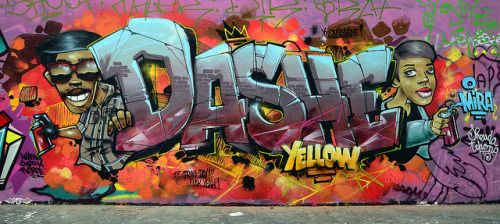 graffologist: Dashe~