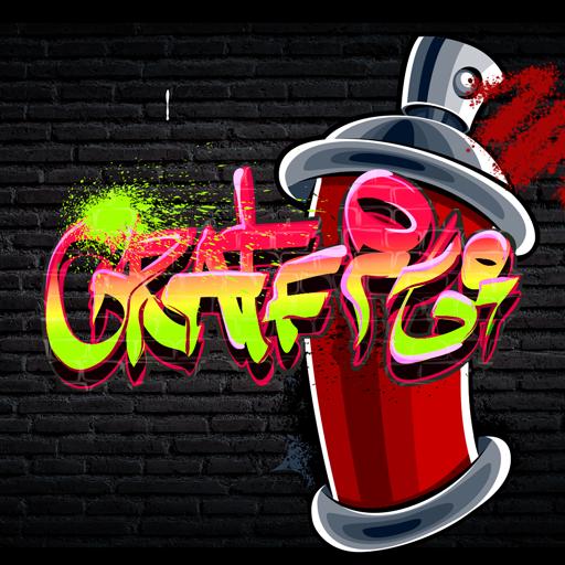 Gambar Logo Grafiti Keren Grafiti Gambar Gambar Grafit