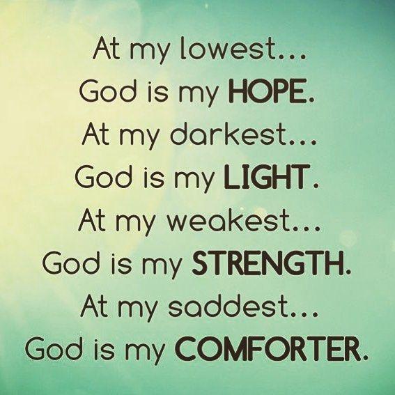 Pin On Inspirational God Sayings