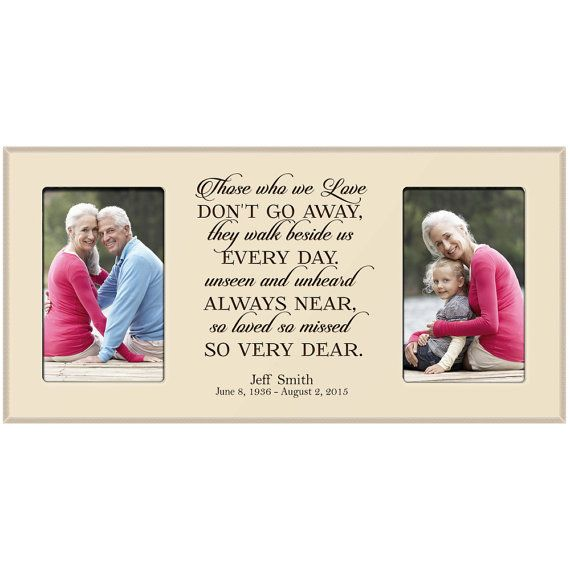 Personalized Memorial Gift,In memory of mom and dad,wedding memorial ...