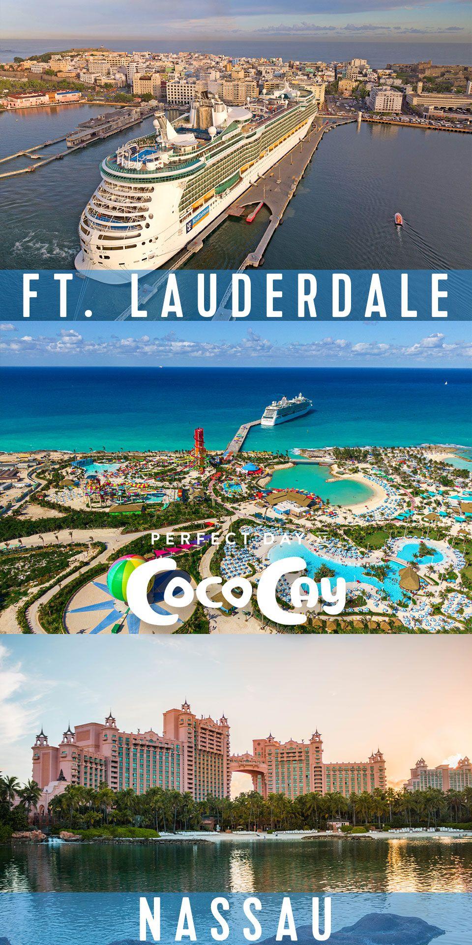 3 Night Bahamas Perfect Day Cruise Royal Caribbean Cruises In 2020 Independence Of The Seas Royal Caribbean Cruise Caribbean Cruise