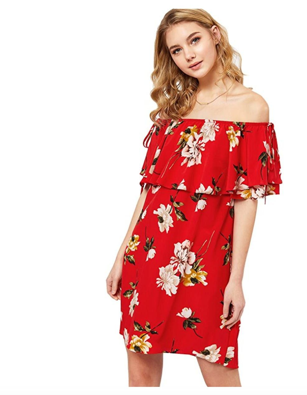 12 Affordable Spring Wedding Guest Dresses You Can Score On Amazon Spring Wedding Guest Dress Wedding Guest Dress Spring Wedding Guest [ 1266 x 986 Pixel ]