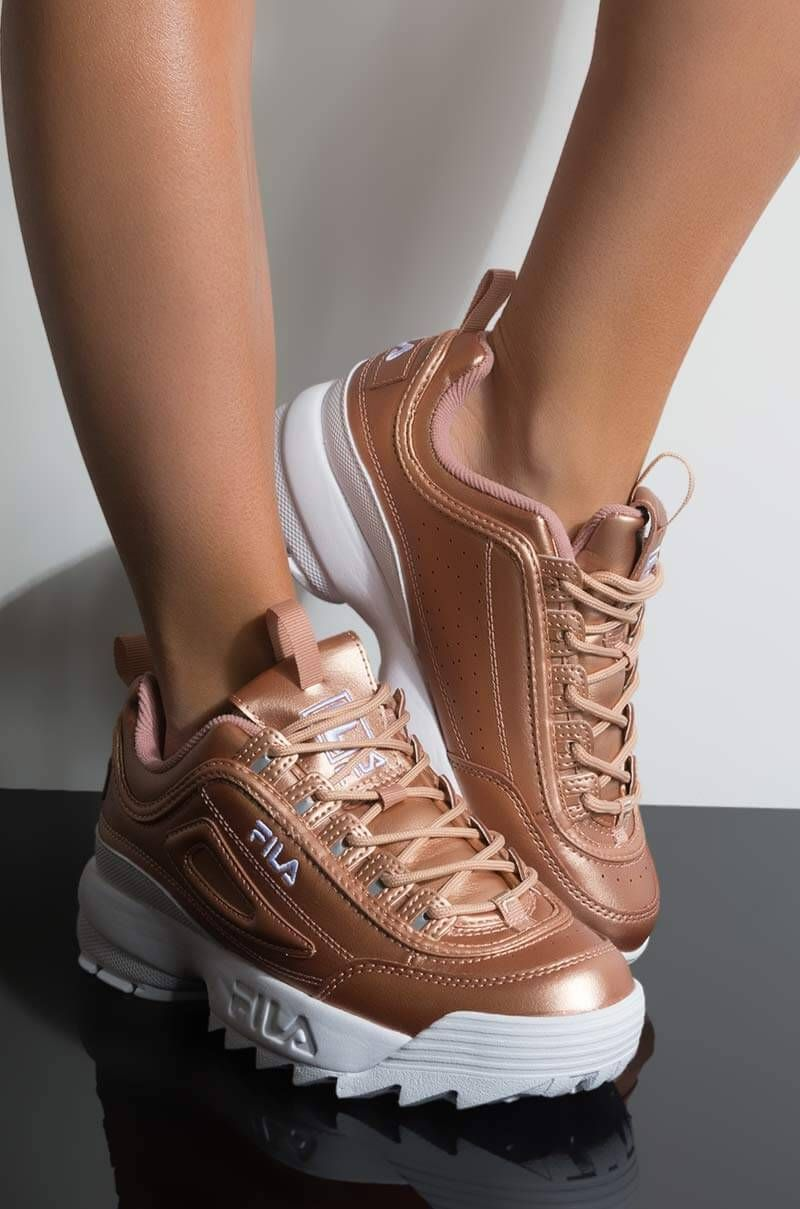 Fila Disruptor 2 for Women Original Sale White Sneakers for Women High Cut Rubber Shoes for Women on Sale Fashion Shoes for Women Korean Running