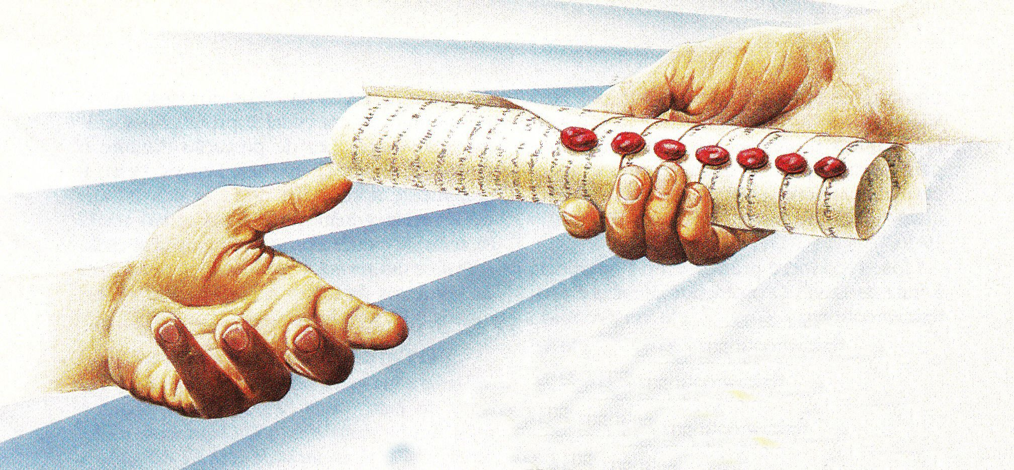 Image result for the scroll and the lamb revelation""