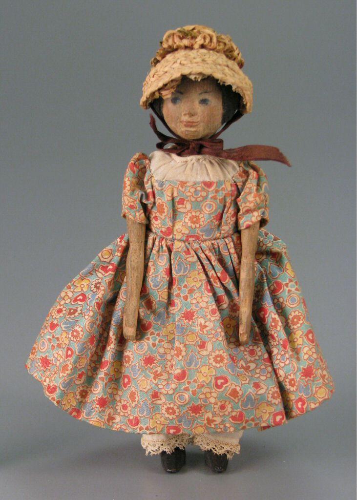 110.10782: Hitty Doll | doll