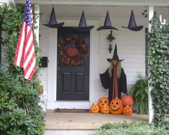 Ideas Inspirations Halloween Decorations Outdoor Halloween Decoratio Easy Outdoor Halloween Decorations Halloween Outdoor Decorations Terrifying Halloween