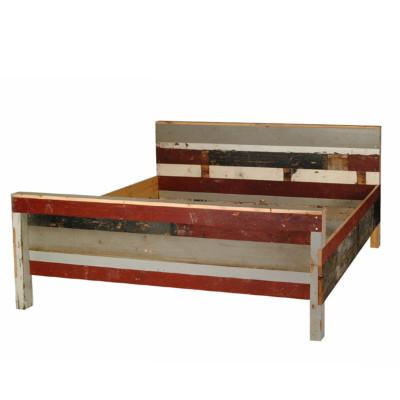 Bed in Scrapwood Bed furniture, Furniture, Reclaimed