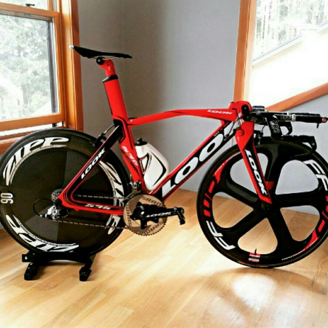 Look Tt Bicycle Cycling Velo Tt Look Road Bike Cycling