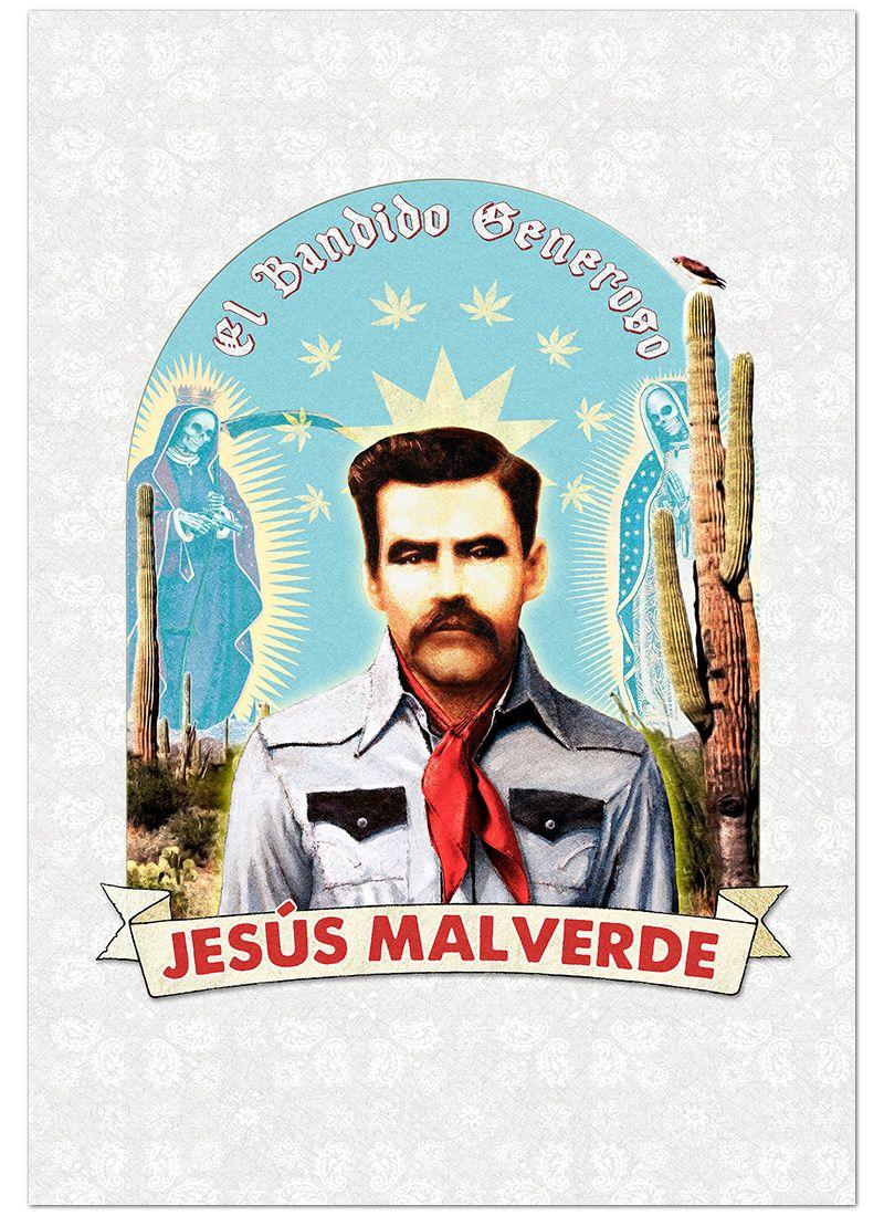 Jesus Malverde Wallpaper : jesus, malverde, wallpaper, Jesus, Malverde, Print, Hungryknife, Deviantart, Jesus,, Chicano, Tattoo