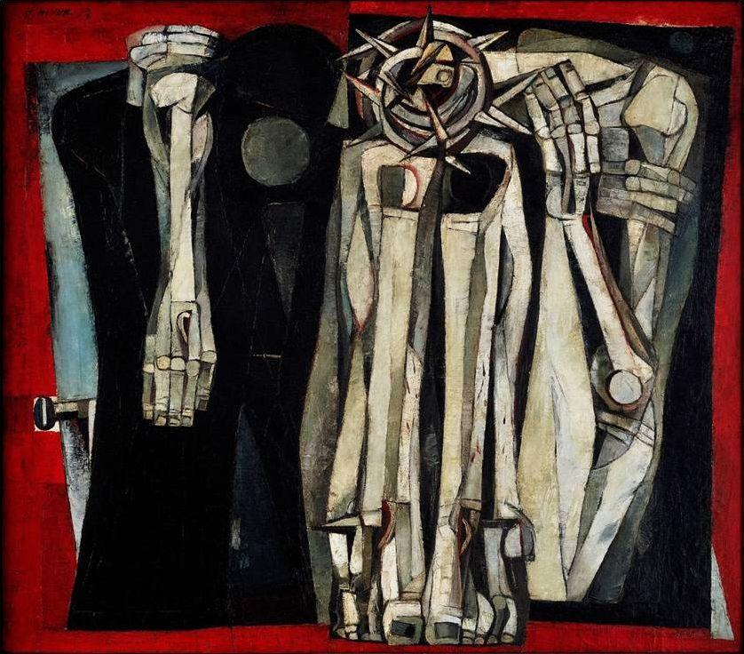 PietaAng Kiukok (1931 - 2005) more works by this artist
