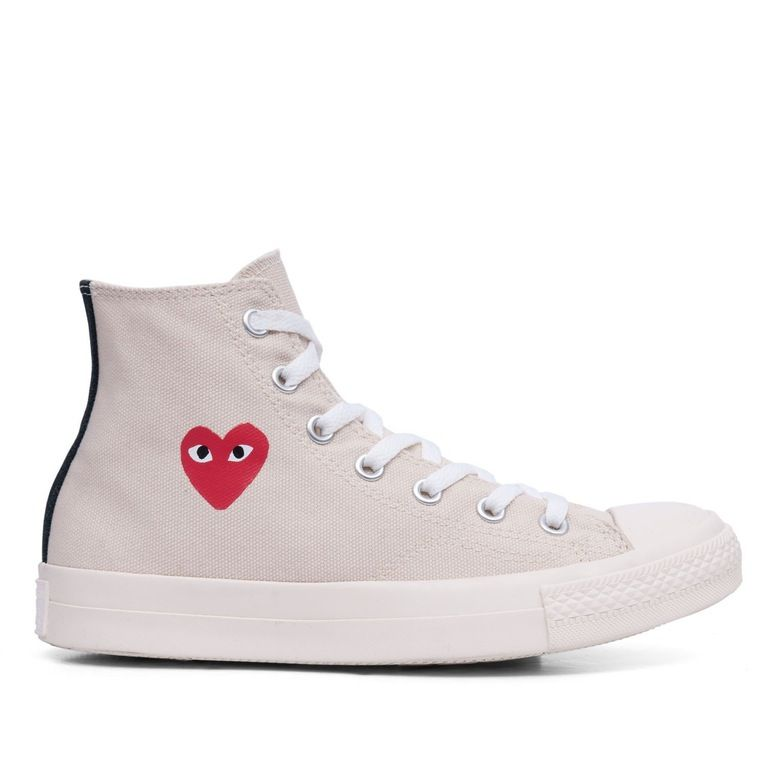 5f8e7e5cb407 CDG Converse (Small heart