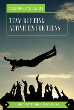 Team building activities for teen have removed