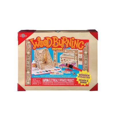 T.S.Shure Woodburning Creation Kit