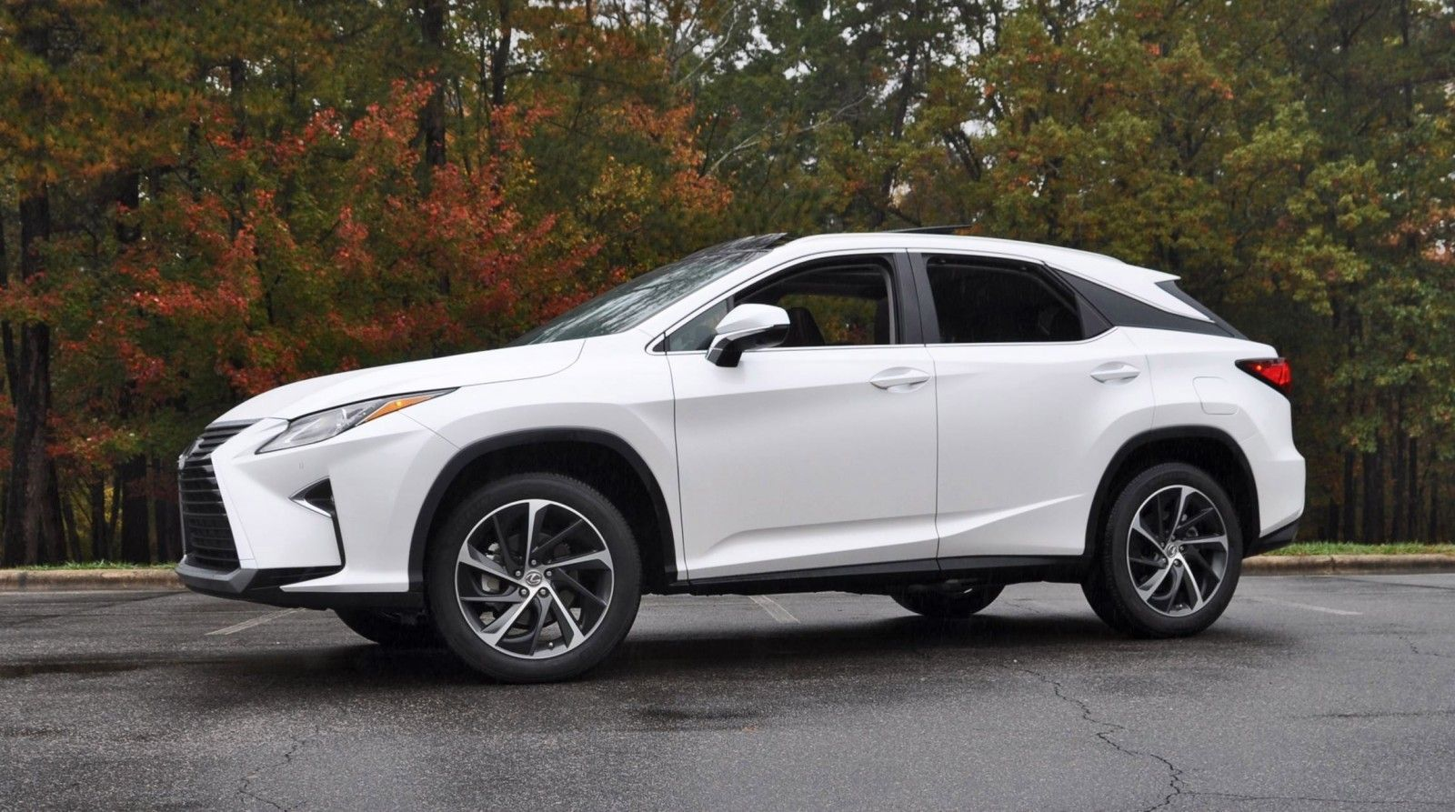 2016 Lexus RX350 Colors Gallery Inside and Out + 80 New