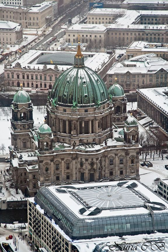 Berlin Cathedralchurch On The Spreeisland Called Museumsisland Germany Germany Germany Travel Berlin Germany
