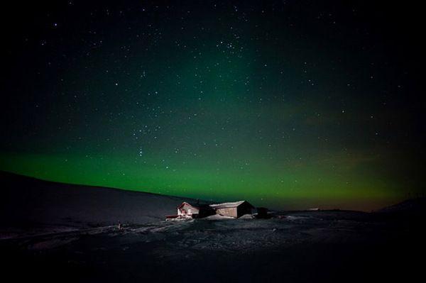 Os vencedores da Traveler Photo Contest 2012  Autora: Michelle Schantz Local: Noruega