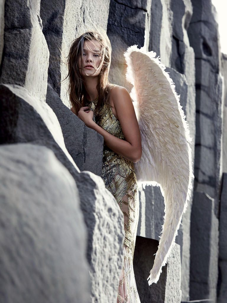 Heavenly Creatures – Harrods Magazine - Monique Lhuillier