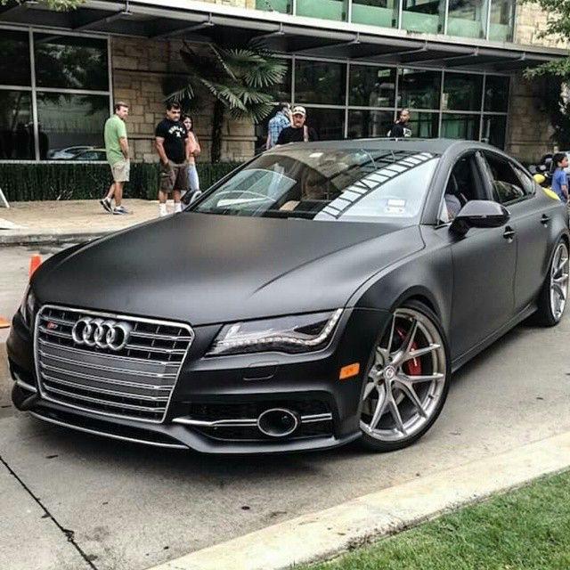 Audi S7 Boss Follow @Audi_Automotive Follow @Audi_Automotive # Freshly Uploaded To www.MadWhips.com Photo by @houston_carspotter