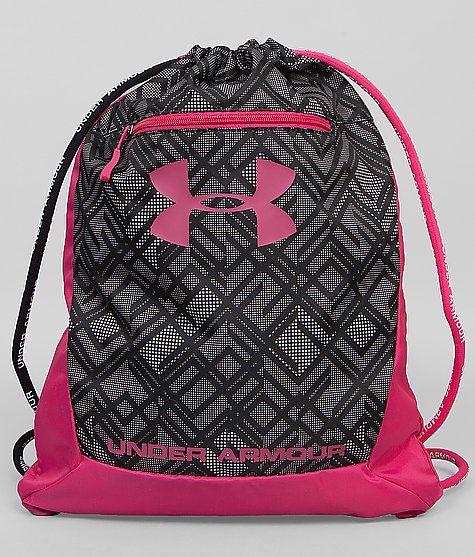 Under Armour® Hustle Drawstring Bag | Under Armour | Pinterest ...