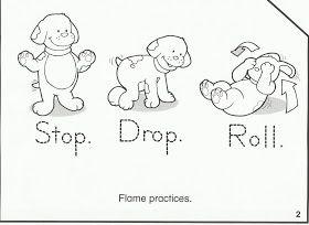 Squish Preschool Ideas Fire Safety