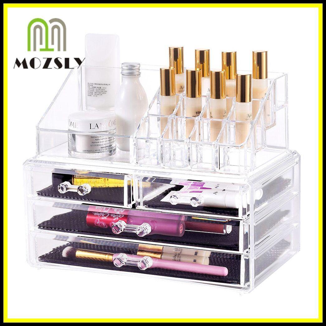 96 Reference Of Drawer Dividers For Makeup Argos In 2020 Drawer Dividers Makeup Storage Organization Custom Kitchens Design