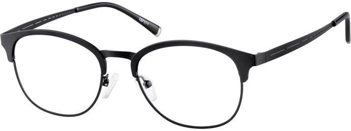 Black Browline Glasses #137121 | Zenni Optical Eyeglasses | fashion ...