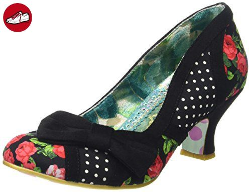 Irregular Choice Dazzle Razzle Pumps, goldfarben, gold
