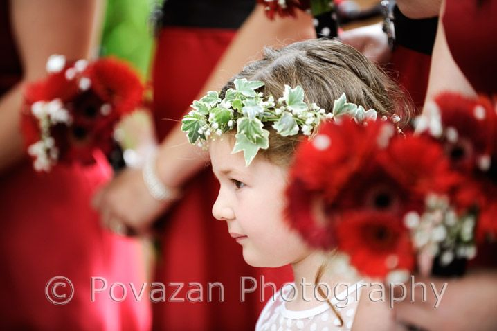 Vancouver wedding photographer - Povazan Photography - minter garden bride and flower girl
